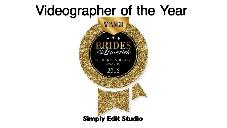 Videography of the Year Award