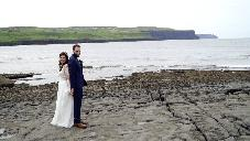 Sarah & Shane's Wedding Video from Hotel Doolin, Doolin, Co. Clare