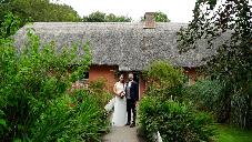 Chloe & Mark's Wedding Video from Bunratty Castle Hotel, Bunratty, Co. Clare