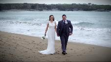 Sarah & Kevin's Wedding Video from Armada Hotel, Spanish Point, Co. Clare